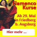 Flamenco Kurse in Friedberg bei Augsburg